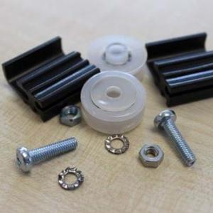 Door repair kit