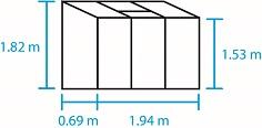 Wall Garden 62 Diagram