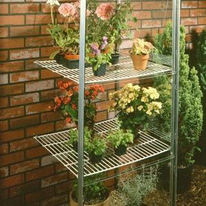 Wall Garden shelf set